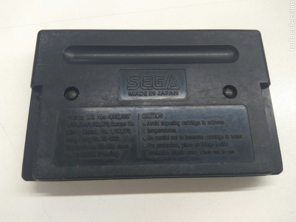 Videojuegos y Consolas: JUEGO SEGA MEGA DRIVE FERRARI GRAND PRIX 1992 - Foto 3 - 175826754