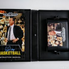 Videojuegos y Consolas: PAT RILEY BASKETBALL. SEGA MEGADRIVE GENESIS. Lote 176687157