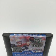 Videojuegos y Consolas: NFL QUARTERBACK CLUB 96 SEGA MEGA DRIVE . Lote 177062662