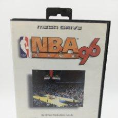 Videojuegos y Consolas: NBA LIVE 96 SEGA MEGA DRIVE. Lote 177076478