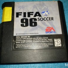 Videojuegos y Consolas: SEGA MEGA DRIVE ~ FIFA 96 SOCCER. Lote 177185730