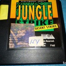 Videojuegos y Consolas: JUNGLE STRIKE VIDEOJUEGO PAL SEGA MEGADRIVE. Lote 177186538