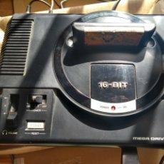 Videojuegos y Consolas: SEGA MEGA DRIVE FUNCIONA LEER ANTES. Lote 177463898