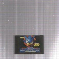 Videojuegos y Consolas: SONIC 3D MEGA DRIVE. Lote 178929046