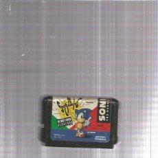 Videojuegos y Consolas: SONIC MEGA DRIVE. Lote 178929103