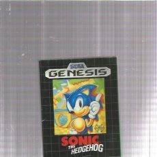 Videojuegos y Consolas: SEGA GENESIS CATALOGO. Lote 178929278