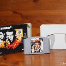 Videojuegos y Consolas: NINTENDO 64 JUEGO 007 JAMES BOND. Lote 178963907