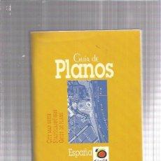Videojuegos y Consolas: GUIA DE PLANOS DE ESPAÑA . Lote 178974715