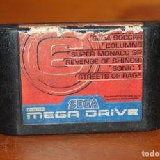 Videojuegos y Consolas: JUEGO SEGA MEGADRIVE 6. Lote 179076728