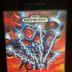 Videojuegos y Consolas: JUEGO SEGA GENESIS, TRUXION. Lote 179141001