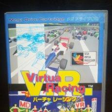 Videojuegos y Consolas: JUEGO SEGA MEGA DRIVE, VIRTUAL RACING. Lote 179146198