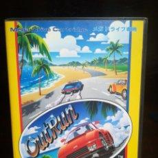 Videojuegos y Consolas: JUEGO SEGA MEGA DRIVE, OUT RUN. Lote 179147636