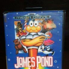 Videojuegos y Consolas: JUEGO SEGA MEGA DRIVE, JAMES POND II. Lote 179171272