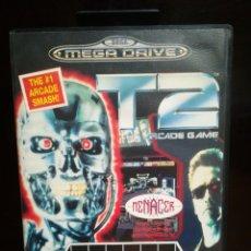 Videojuegos y Consolas: JUEGO SEGA MEGA DRIVE, T2, T ARCADE GAME. Lote 179179131