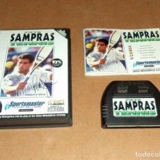 Videojuegos y Consolas: PETE SAMPRAS TENNIS PARA SEGA MEGADRIVE / MEGA DRIVE, PAL. Lote 179885452