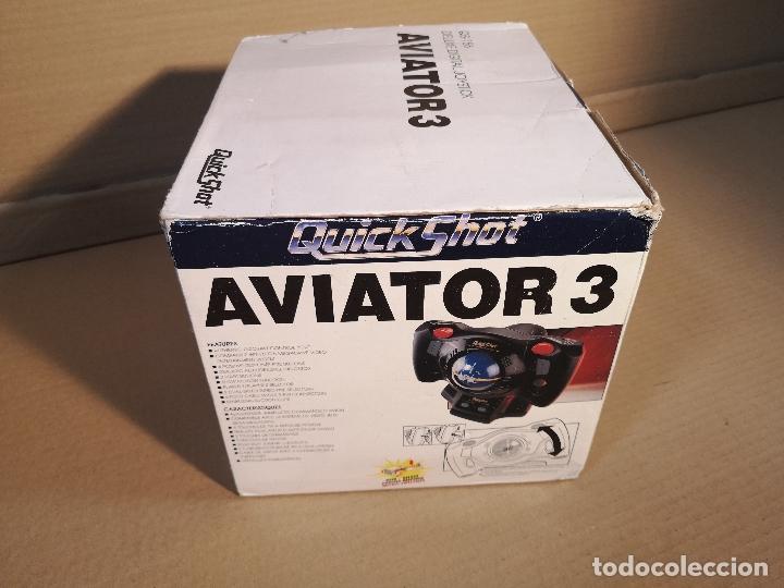 Videojuegos y Consolas: QUICKSHOT AVIATOR 3 QS-156 | MEGA DRIVE - Foto 3 - 180202481
