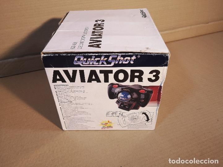 Videojuegos y Consolas: QUICKSHOT AVIATOR 3 QS-156 | MEGA DRIVE - Foto 5 - 180202481