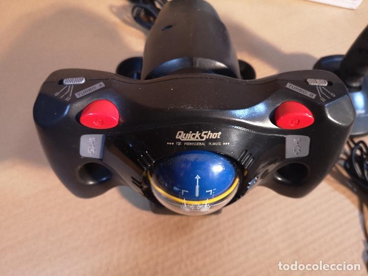 Videojuegos y Consolas: QUICKSHOT AVIATOR 3 QS-156 | MEGA DRIVE - Foto 8 - 180202481