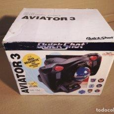 Videojuegos y Consolas: QUICKSHOT AVIATOR 3 QS-156 | MEGA DRIVE. Lote 180202481