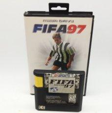 Videojuegos y Consolas: FIFA 97 PARA MEGADRIVE. Lote 180235422