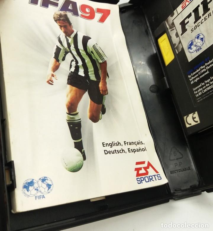 Videojuegos y Consolas: FIFA 97 para MEGADRIVE - Foto 4 - 180235422