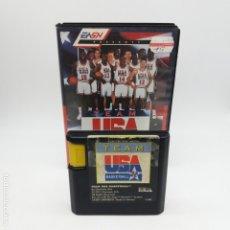 Videojuegos y Consolas: TEAM USA BASKETBALL BARCELONA 92 PARA MEGADRIVE. Lote 180235836