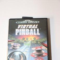 Videojuegos y Consolas: SEGA MEGADRIVE MEGA DRIVE - VIRTUAL PINBALL PAL. Lote 180283585