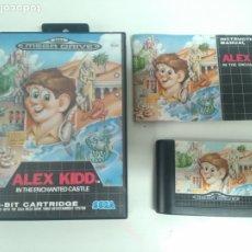 Videojuegos y Consolas: ALEX KIDD IN THE ENCHANTED CASTLE PARA MEGADRIVE ENTRA Y MIRA MIS OTROS JUEGOS!!. Lote 180326718