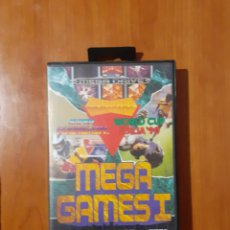 Videojuegos y Consolas: JUEGO SEGA MEGA DRIVE MEGA GAMEST I. Lote 180475541