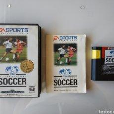 Videojuegos y Consolas: FIFA INTERNATIONAL SOCCER SEGA MEGA DRIVE MEGADRIVE. Lote 181109507