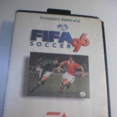 Videojuegos y Consolas: FIFA SOCCER 96. JUEGO MEGA DRIVE SEGA 16 - BIT, SIN MANUAL (ESTADO NORMAL). Lote 181999898