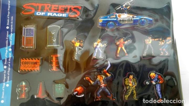 Videojuegos y Consolas: PACK ESPECIAL Street of Rage (Megadrive) juego de imanes + CD Banda sonora - Foto 2 - 183084436