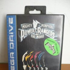 Videojuegos y Consolas: POWER RANGERS THE MOVIE. Lote 184359117