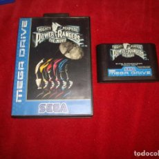 Videojuegos y Consolas: POWER RANGERS THE MOVIE SEGA MEGA DRIVE SIN INSTRUCCIONES. Lote 186015190