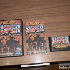 Videojuegos y Consolas: SUPER STREET FIGHTER II COMPLETO SEGA MEGADRIVE MEGA DRIVE PAL. Lote 186245422