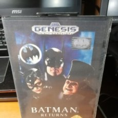 Videojuegos y Consolas: BATMAN RETURNS PARA MEGADRIVE. Lote 186356733
