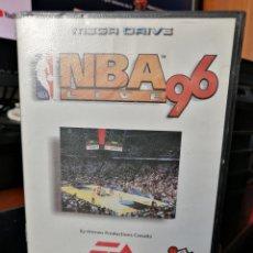 Videojuegos y Consolas: NBA LIVE 96 PARA MEGADRIVE. Lote 186406621