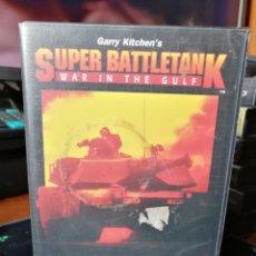 Videojuegos y Consolas: HARRY KUTCHEN'S SUPER BATTLETANK WAR IN THE GULF. Lote 186406940