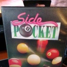 Videojuegos y Consolas: SIDE POCKET PARA MEGADRIVE. Lote 186413705