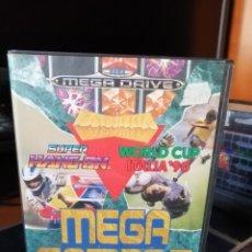 Videojuegos y Consolas: MEGA GANES 1 PARA MEGADRIVE. Lote 187080841
