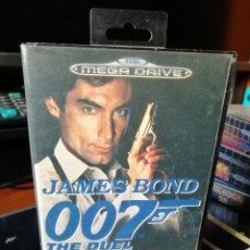 Videojuegos y Consolas: JUEGO JAMES BOND 007 THE DUEL PARA MEGADRIVE. Lote 187081095