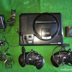 Videojuegos y Consolas: CONSOLA MEGADRIVE MEGA DRIVE 16-BIT + JUEGO KNOCKOUT BOXING JAMES BUSTER DOUGLAS. Lote 188746331
