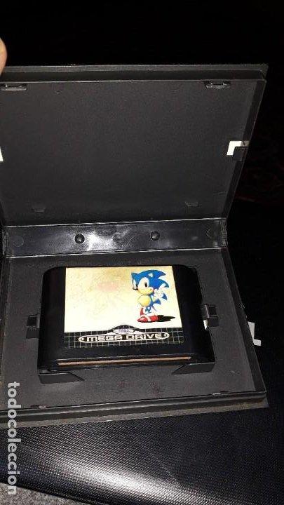 Videojuegos y Consolas: JUEGO MEGA DRIVE SONIC SIN INSTRUCCIONES - Foto 5 - 189209722
