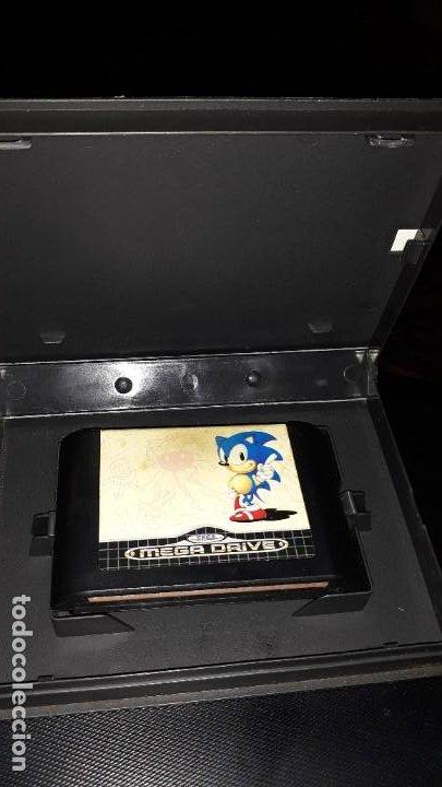 Videojuegos y Consolas: JUEGO MEGA DRIVE SONIC SIN INSTRUCCIONES - Foto 6 - 189209722