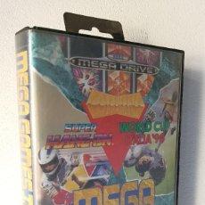 Videojuegos y Consolas: MEGA GAMES I *** WORLD CUP ITALIA 90 *** JUEGO AÑO 1992. Lote 189343386