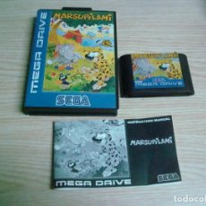 Videojogos e Consolas: MEGA DRIVE MARSUPILAMI CON MANUAL. Lote 189363312