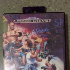 Jeux Vidéo et Consoles: STREETS OF RAGE 2. Lote 190185285