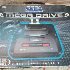 Videojuegos y Consolas: CONSOLA SEGA MEGA DRIVE 2. Lote 191062492