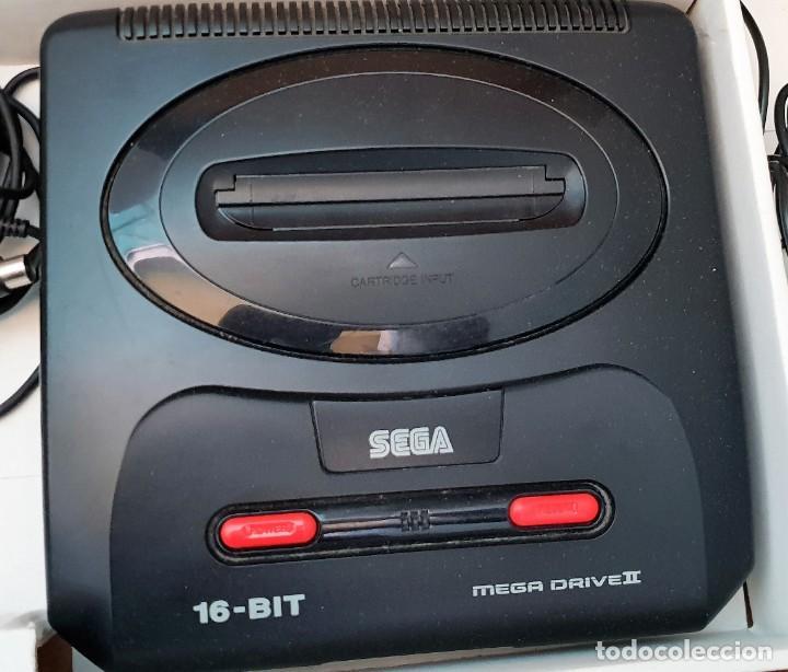 Videojuegos y Consolas: Consola Sega Mega Drive 2 - Foto 4 - 191062492
