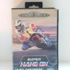 Videojuegos y Consolas: SUPER HANG ON VIDEOJUEGO PARA SEGA MEGA DRIVE. Lote 191139302